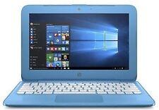"""HP Stream 11-y050sa 11.6"""" Laptop Intel Celeron 2gb RAM 32gb eMMC Windows 10 a"""