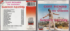 CD CLIFF RICHARD & THE SHADOWS SUMMER HOLIDAY 16T UK!!