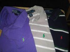 Vintage Polo by Ralph Lauren shirt lot: Large Short Sleeve: 3: L