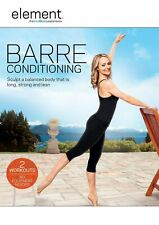 Element Total Body Barre Conditioning (DVD Set)