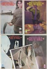 Revival #1 to #5 (Image 2012) 5 x issues all NM 1st prints A covers.
