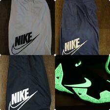 Nike Knows Franchise Short Black White Blue New Size Large