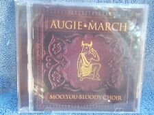 AUGIE MARCH MOO YOU BLOODY CHOIR C.D.NEW