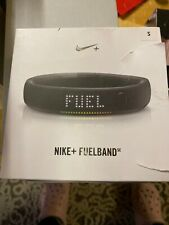 Nike + Fuelband SE Size: S (Black) Used With All Accesories