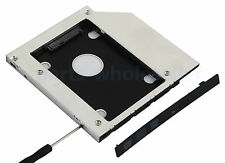 2nd HDD SSD Hard Drive Caddy for Dell INSPIRON 15 3537 14 3437 Dell Vostro 3300
