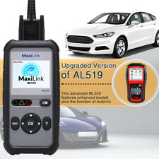 Autel MaxiLink ML529 OBD2 Automotive US Car Code Reader OBDII EOBD Scanner Tool