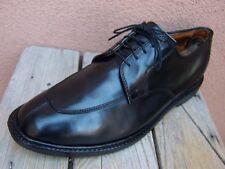 ALLEN EDMONDS Mens Dress Shoes Black Leather Lace Up Business Oxfords Size 9.5C