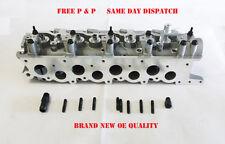 New Engine Cylinder Head Bare For Mitsubishi L200 Pick Up K74-2.5TD-4D56 1996+