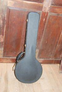 Guardian CG-044-J Vintage Style Hard Shell Resonator Banjo Case