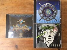 KIP WINGER - 3 CD Bundle. Winger/Songs From The Ocean Floor/In The Heart Young