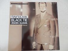 "DAVID BOWIE - BLACK TIE WHITE NOISE - REMIXES 12"" VINYL MAXI SINGLE EP"