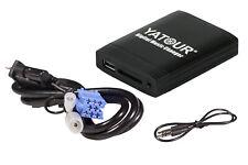 Yatour USB SD AUX MP3 Adapter + Bluetooth Freisprechanlage Smart, Fiat & Alfa