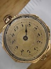 Early 1900's Woman's Gold Filled Watch 4 Restoration#30