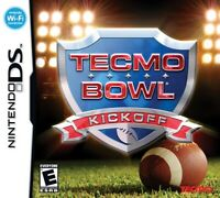 Tecmo Bowl: Kickoff - Nintendo DS Game - Game Only