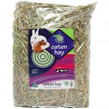 NEW Friendly Earth Fibre Rich Healthy Natural Oaten Hay for Small Animals 30L