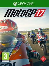 Moto GP 17 XBOX ONE IT IMPORT MILESTONE
