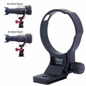 iShoot Lens Collar Tripod Holder for Tamron 18-400mm f/3.5-6.3 Di II VC HLD B028