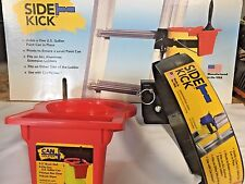 360 Products Side Kick Paint Can Holder for Extension Ladders & Holster NEW