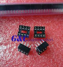 200PCS 8-Pin 8pins DIL DIP IC Socket PCB Mount Connector NEW GOOD QUALITY