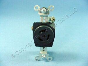 Cooper L6-15 Locking Receptacle Turn Lock Outlet NEMA L6-15R 15A 250V CWL615R