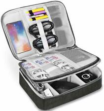 Travel Cable Organiser Bag Electronics Accessories Bag for Cables Charger