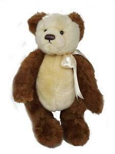 CLEMENS TEDDY NOAH mohair  Plüschtier Kuscheltier Teddybär Plüschbär