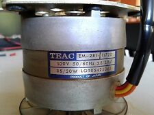 "TASCAM Series 70 8-Channel Reel-to-Reel 1/2"" Tape Recorder CAPSTAN MOTOR ASS-LY"