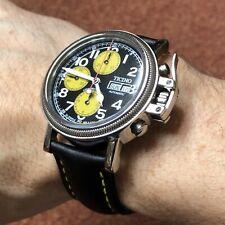 Ticino Vintage Pilot Chronograph
