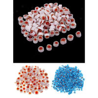 100g Colorful Millefiori Glass Fusing Glass Beads for DIY Jewelry Making