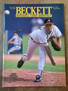 Beckett Baseball Card Monthly Magazine March 1995 Issue #120