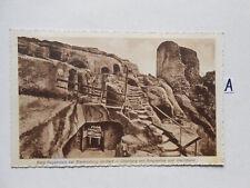 Postkarte Ansichtskarte Thüringen.Burg Regeschtein bei Blankenburg im Harz