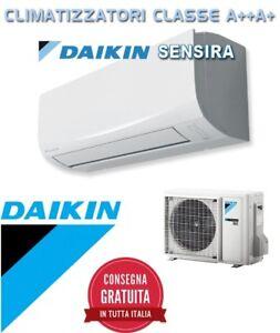 Condizionatore 12000 BTU DAIKIN Sensira Climatizzatore INVERTER FTXF35 A++ R32