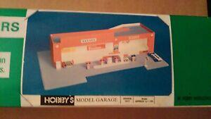 Hobby's Fitting Kit 1517 Model Garage Plan + Accessories + Petrol Pump Etc