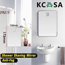 KCASA BR-86 Anti-Fog Fogless Shower Shaving Shave Bathroom Mirror