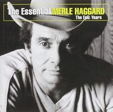 Essential Epic Years Australian IMPORT Merle Haggard Audio CD