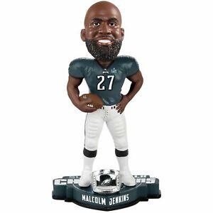 Malcom Jenkins Philadelphia Eagles Super Bowl LII Champion Bobblehead NFL