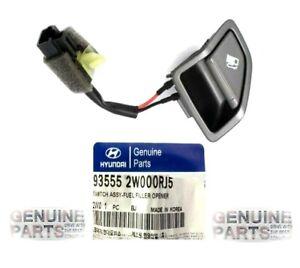 GENUINE Hyundai 2013-2016 Santa Fe Fuel Door Handle Switch Opener Release Button