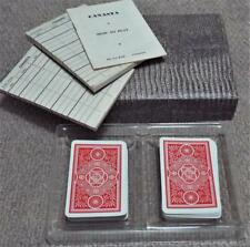 Canasta Game - Vintage 1940's Boxed Double Pack of Goodall Playing Cards