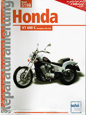 Book Repair manual Honda VT 600 C / VT600C Model years 1988-2000 Band 5198
