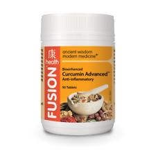 Fusion Curcumin Advanced Anti Inflammatory - 90 Capsules