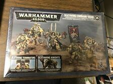 Games Workshop 44-10 - Deathwing Command Squad - New In Box