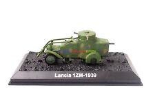 1 x New 1/72 Diecast Tank Italian Lancia 1ZM Armored Car WWI Military Model