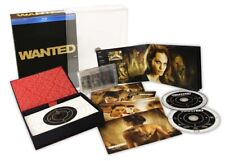 WANTED LIMITED EDITION COLLECTOR'S SET (BLU-RAY) (BOXSET) (BLU-RAY)
