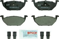 Disc Brake Pad Set-Quietcast Pads with Hardware Front Bosch BP768