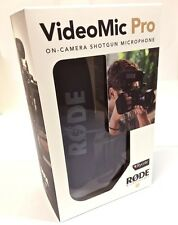 Rode VMP-R VideoMic Pro Video Mic On-Camera Microphone Rycote Lyre Suspension