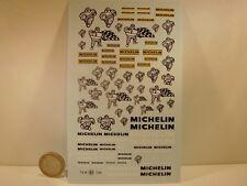 "DECALS 1/24  "" MICHELIN "" -  T51"