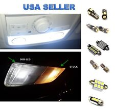 10pc  LED Interior Light Kit Package For Volkswagen Jetta MKV MK5 SAMSUNG 5630