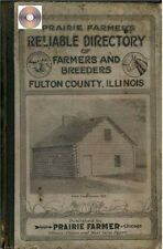 Fulton Co Illinois Lewistown IL directory genealogy directory