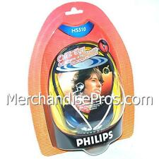 PHILIPS CAT'S EYE HEADPHONES FOR iPOD or MP3 PLAYER  NEW!