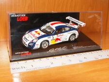 PORSCHE 911 GT3 SEBASTIEN LOEB 1:43 CARRERA CUP FRANCE GRAND PRIX DE PAU 2012#9